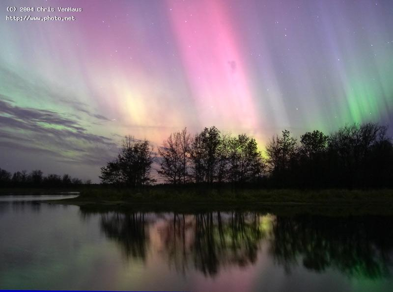 aurora northern photography venhaus landscape ligh chris