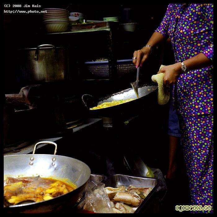 a busy kitchen in ho chi minh city rais jim