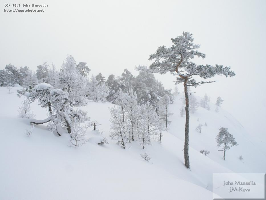 a landscape coast nature winter manssila juha