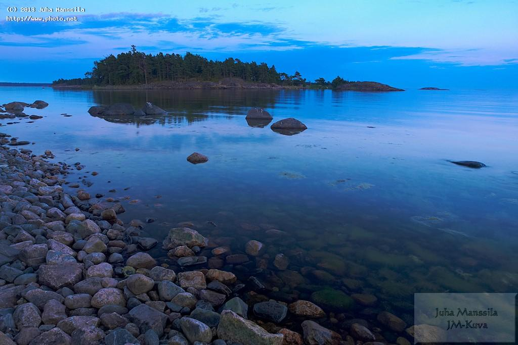 a landscape sea baltic coast nature manssila juha