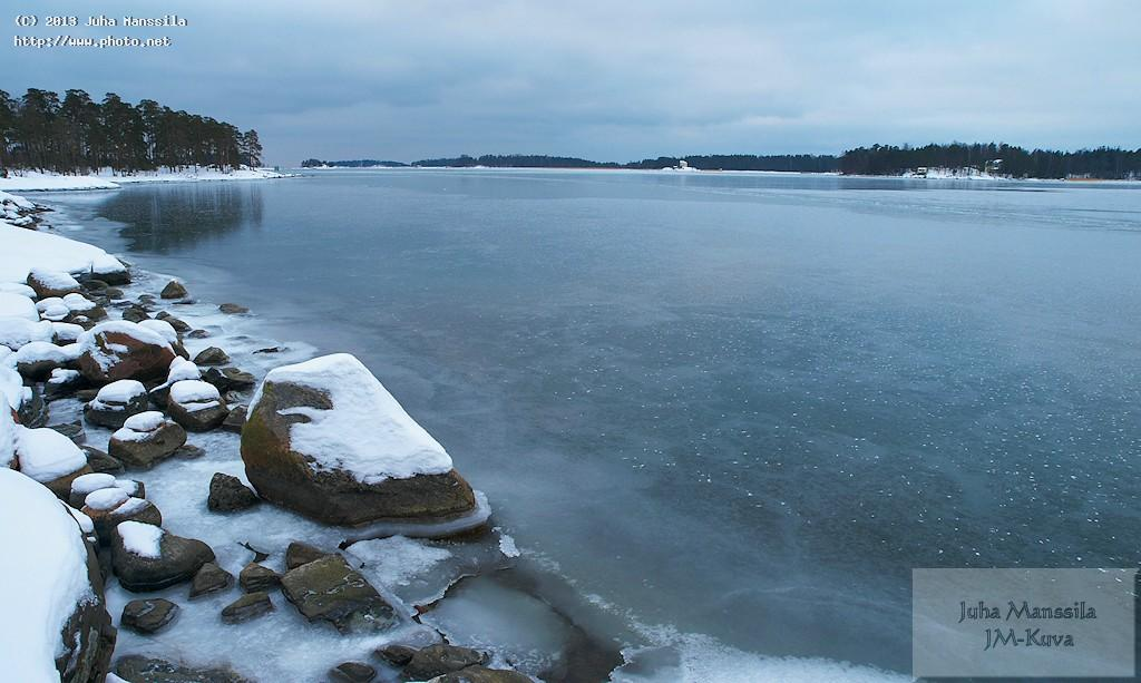 a landscape winter baltic sea nature manssila juha