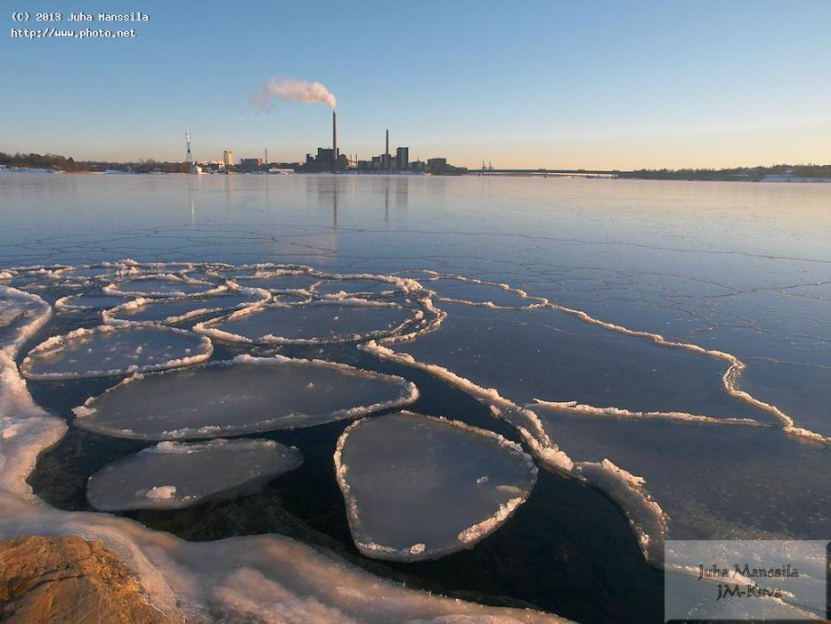 a pollution clobal warming nature environment manssila juha