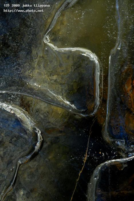abstract expressionism ice seeking critique tiippana jukka