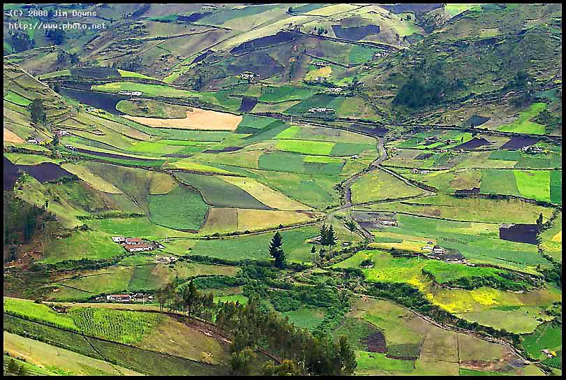 andes valley farming quilotoa sony f loop seek downs jim