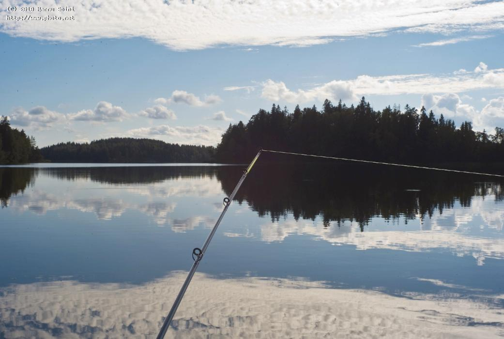 anglers view clouds summer seeking critique soini hannu