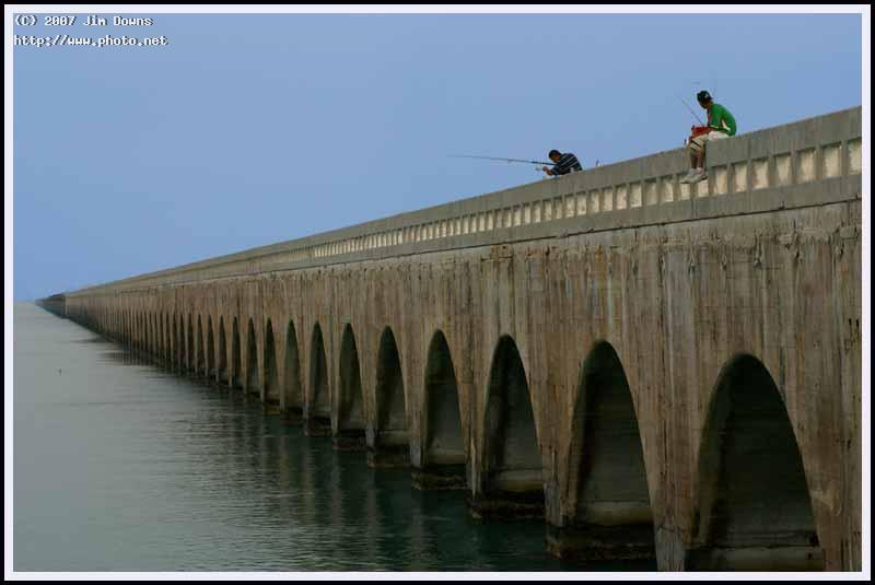 angling over the fish tunnels bridge keys florida seeking critique downs jim