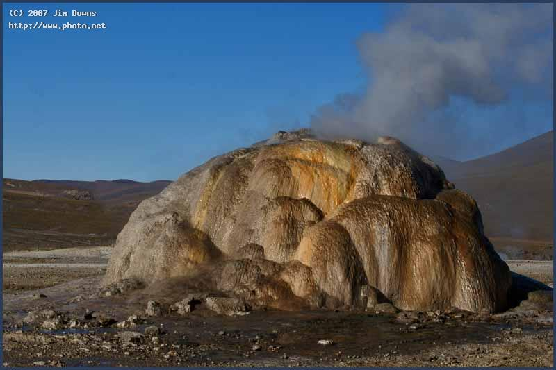 atacama desert geothermal formation seeking critique downs jim