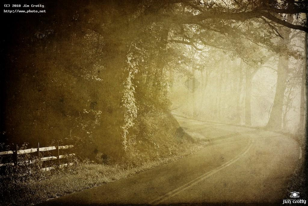 autumn road by jim crotty photographer photography travel journey light