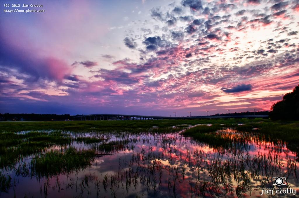 broad creek epilogue tideland marsh skycap sky color beauty nature peac crotty jim