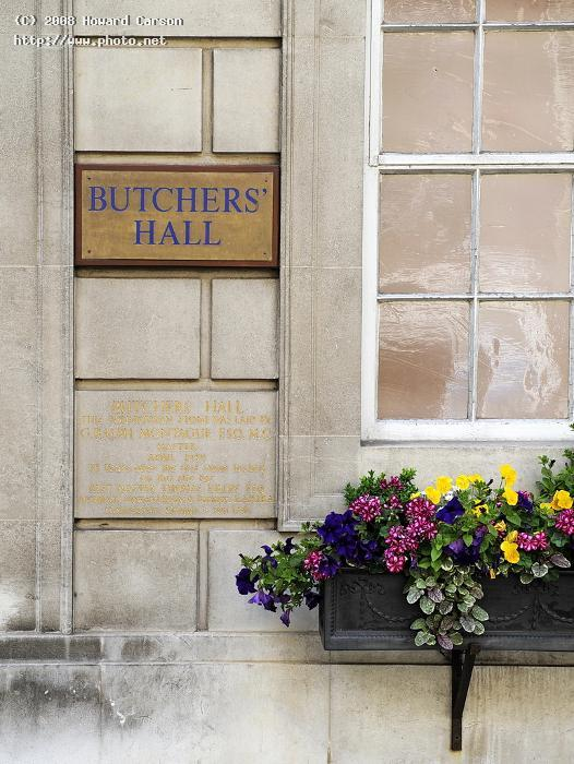 butchers hall traditions guilds worshipful company trad carson howard