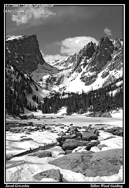 bw dream lake gricoskie jared