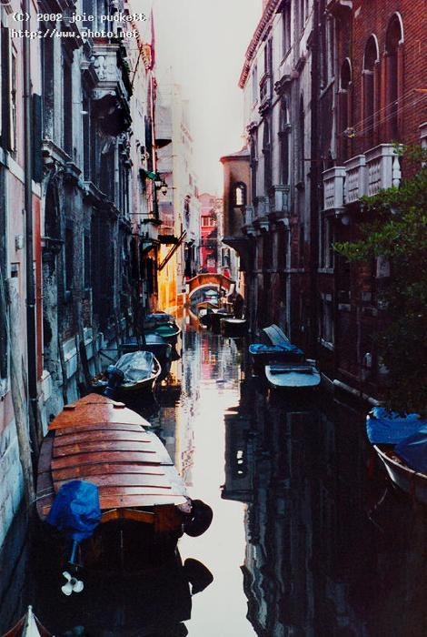 canals of venice puckett joie