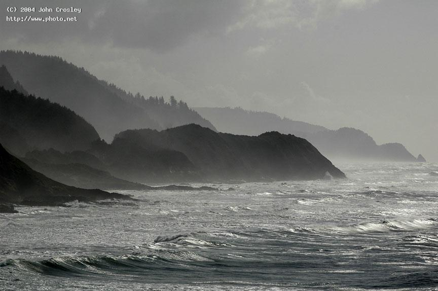 cape perpetua oregon crosley landscape seeking critique john