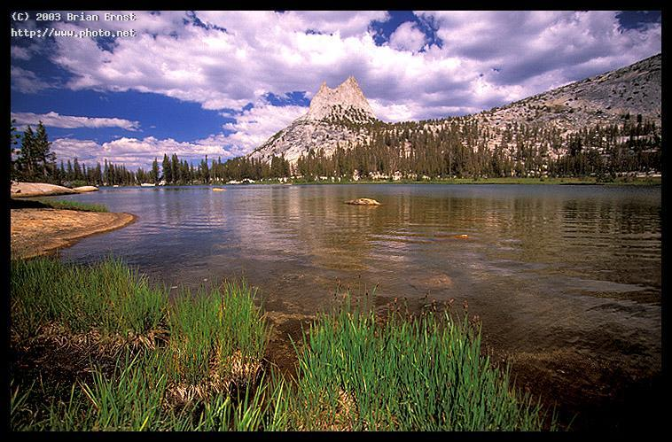 cathedral lake afternoon ernst brian