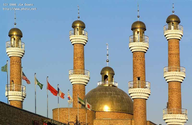contemporary minarets in urumqi nw china seeking critique downs jim