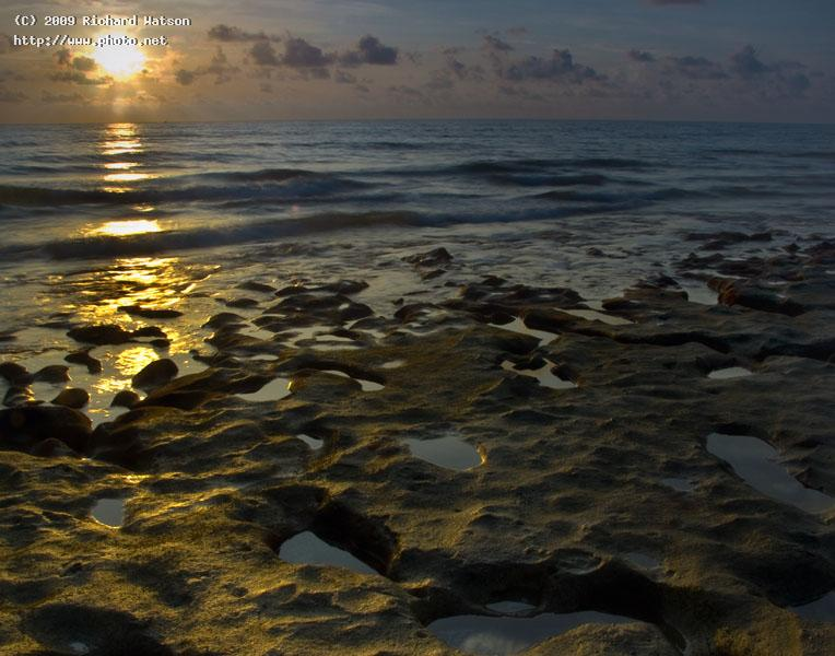 coral cove sunrise jupiter island watson richard