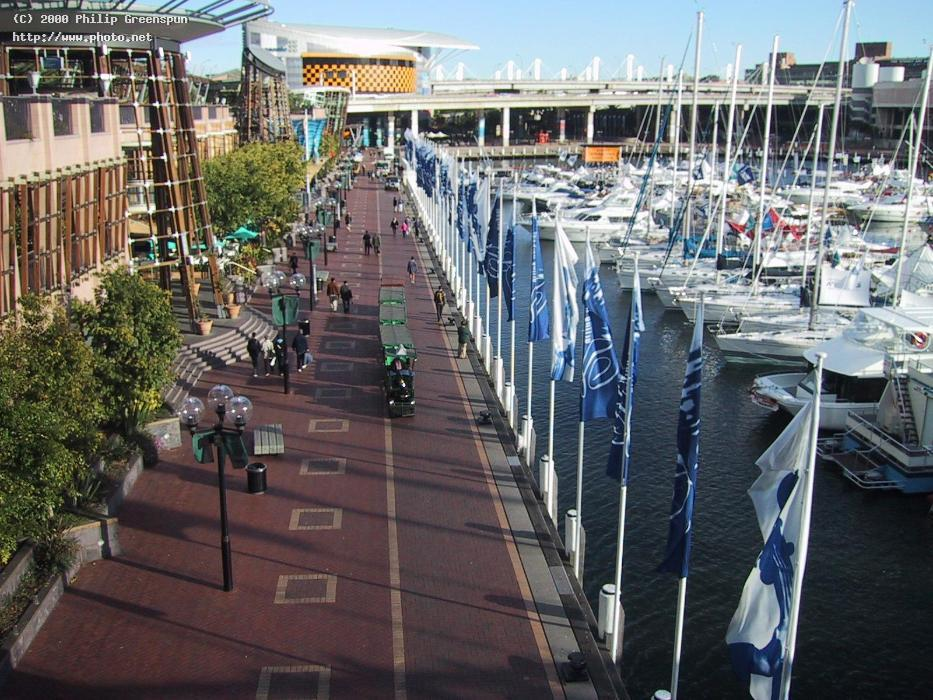 darling harbor sydney australia greenspun philip