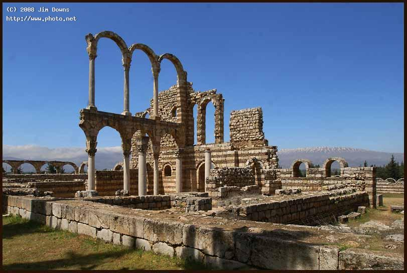 delicate ruins anjar sony alpha dslr a dt m downs jim