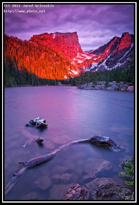 dream lake stormy monday gricoskie jared