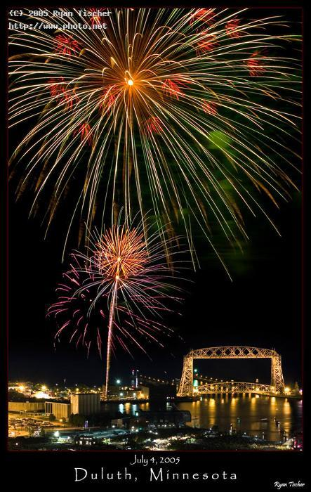 duluth mn fireworks seeking critique tischer ryan