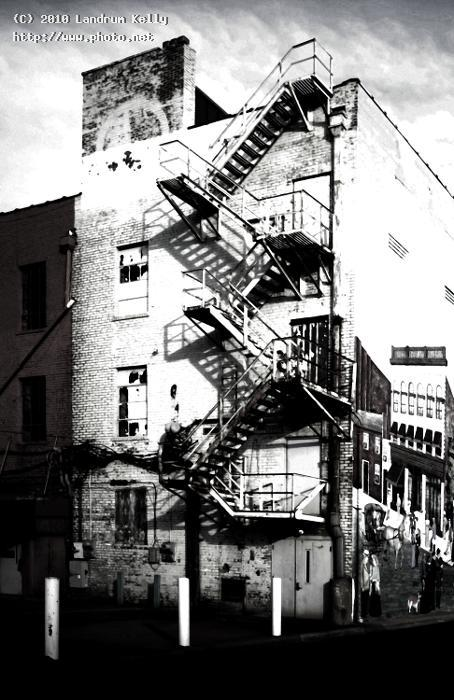 fire escape and mural salisbury nc please click o seeking critique kelly landrum