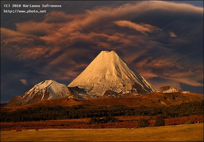 golden light volcano seeking critique safronova marianna