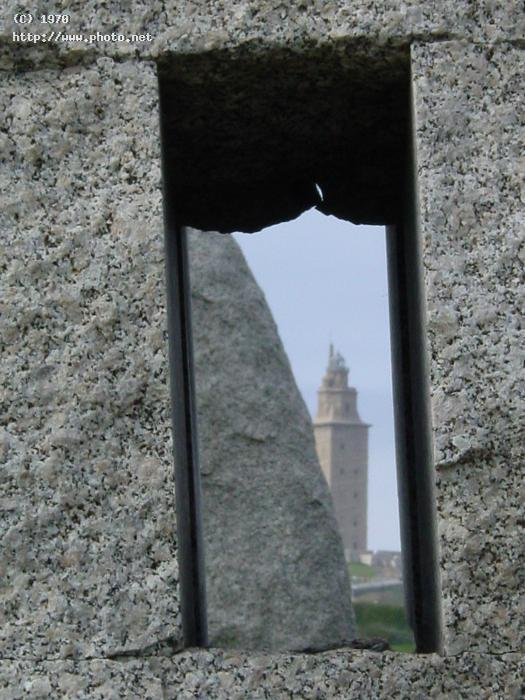 granitic frame for the tower sculpture architecture seeking critique vazquez efren