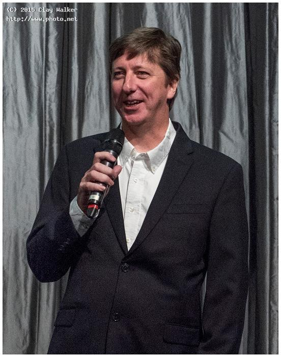 hal hartley at ned rifle premiere walker clay
