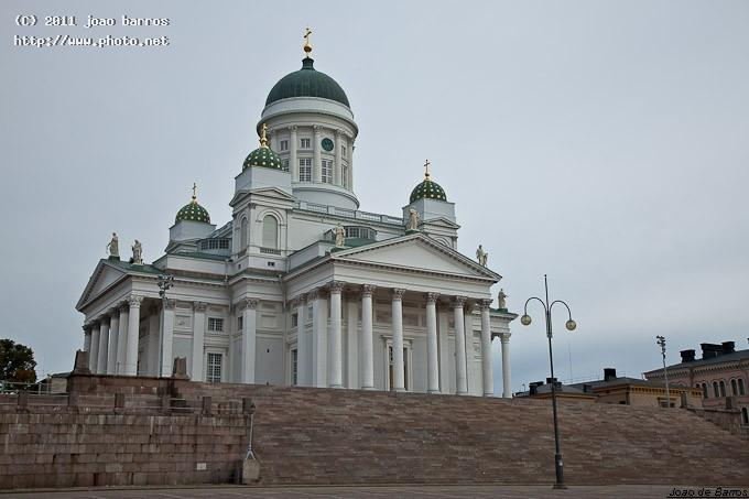 helsinki cathedral architecture barros joao