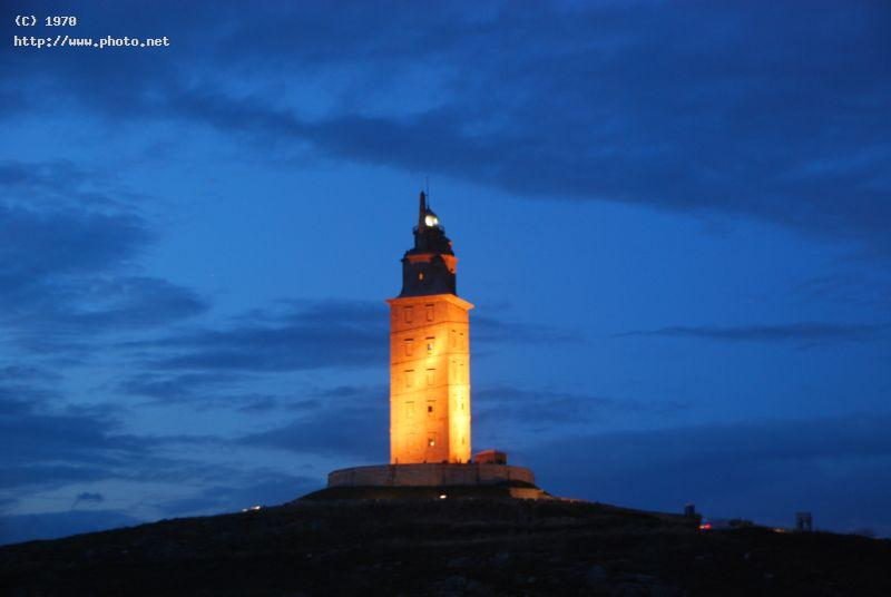 hercules tower a corunna patrimony of the humanity seeking critique vazquez efren