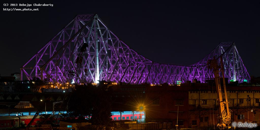 howrah bridge from station side chakraborty debejyo