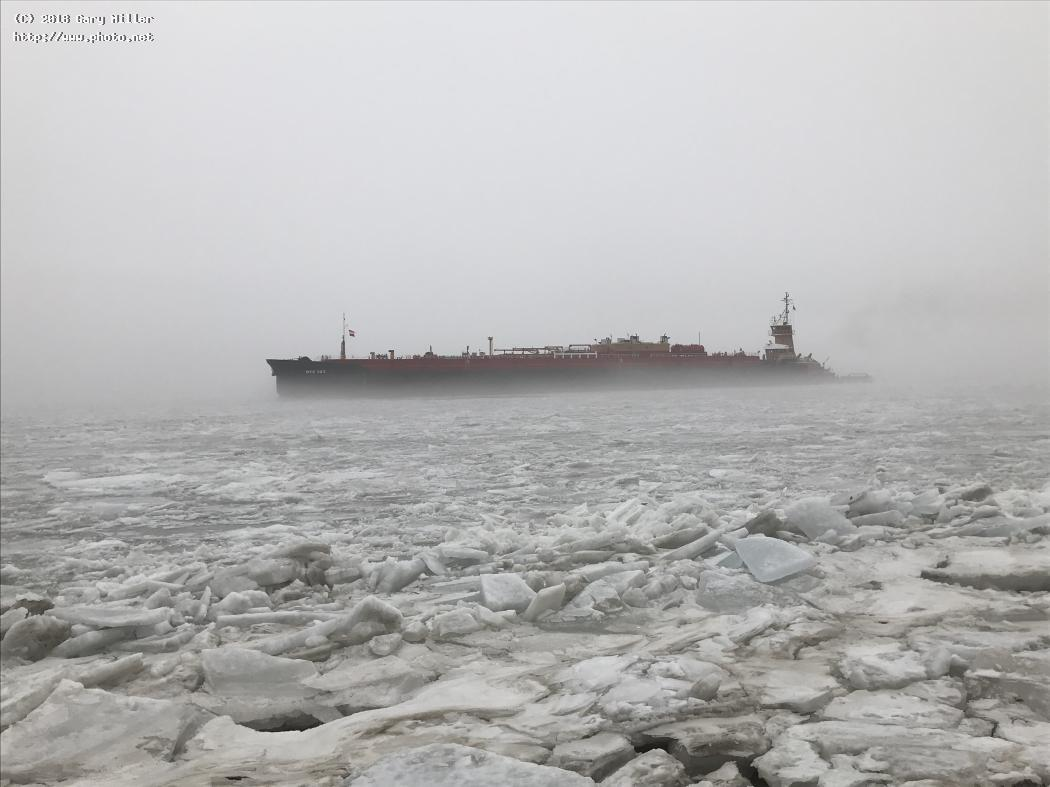 ice tug went down to hudson river shoot tugs one by miller gary