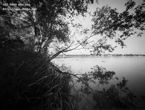 inks lake overhand pinhole day don