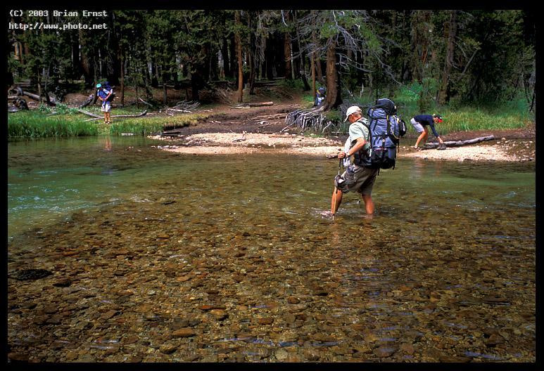 jim crossing evolution creek ernst brian