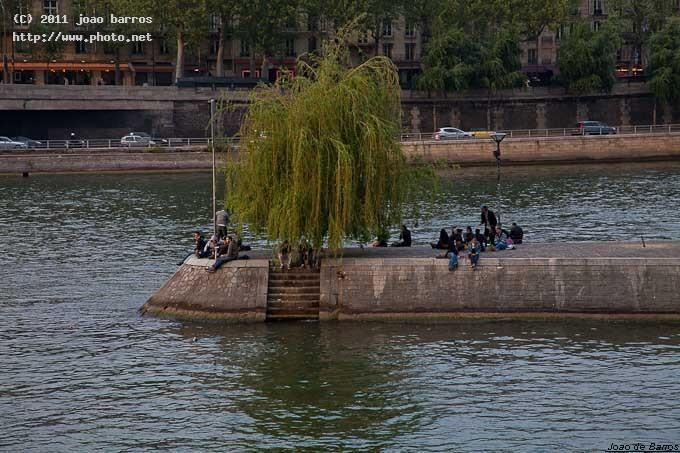 lisle seine river paris barros joao