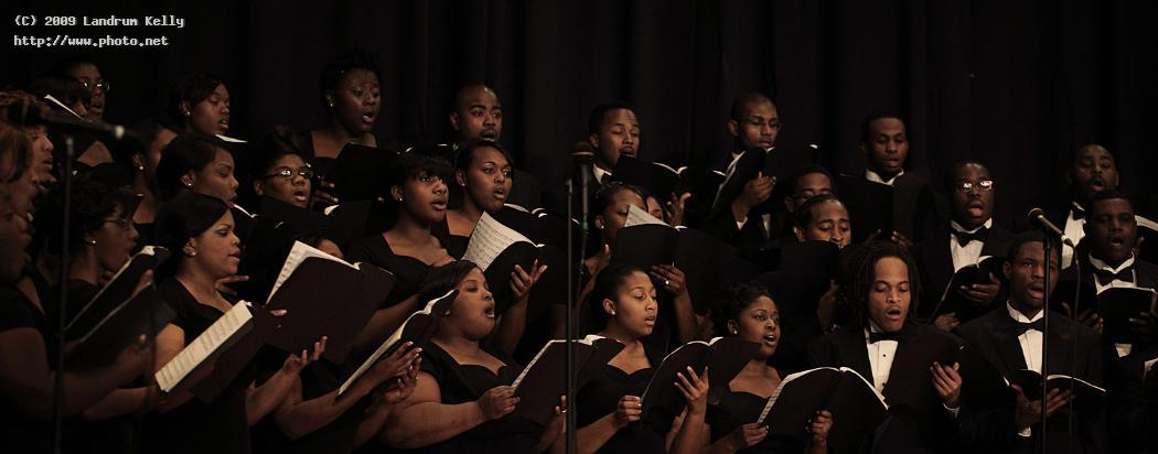 livingstone college concert choir please click on kelly landrum