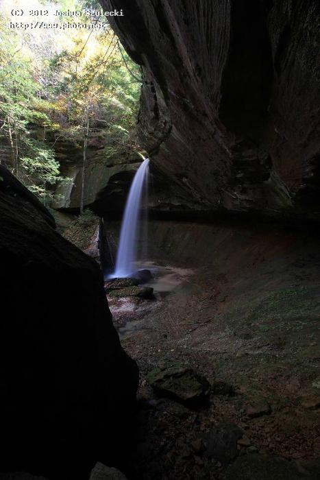 lower white creek falls sipsey wilderness alabama szulecki joshua