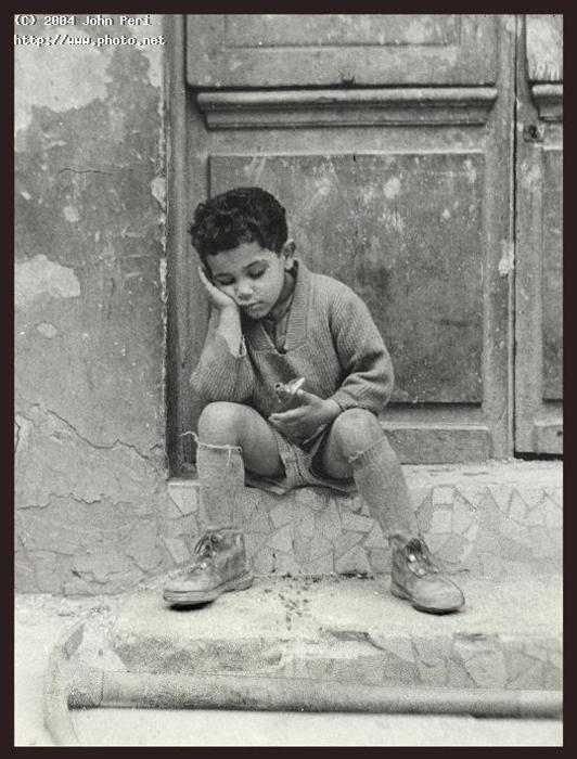man at work seeking critique peri john