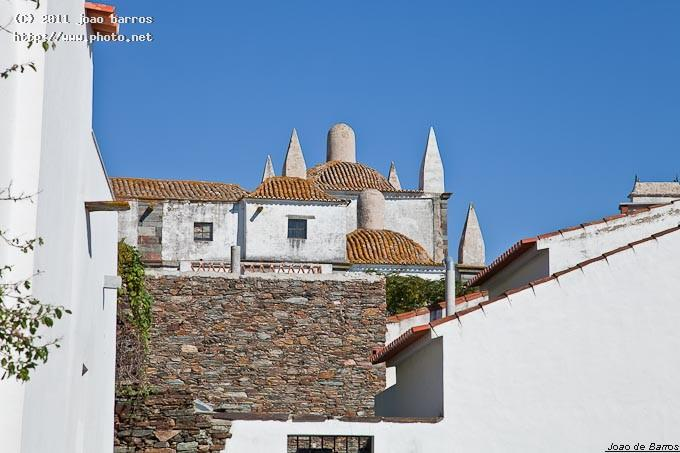 monsaraz alentejo village architecture barros joao