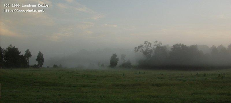 morning mists please view larger seeking critique kelly landrum