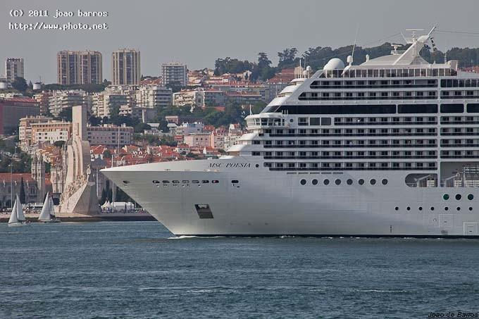 ms poesia maritime ship cruiser vessel travel harbour barros joao