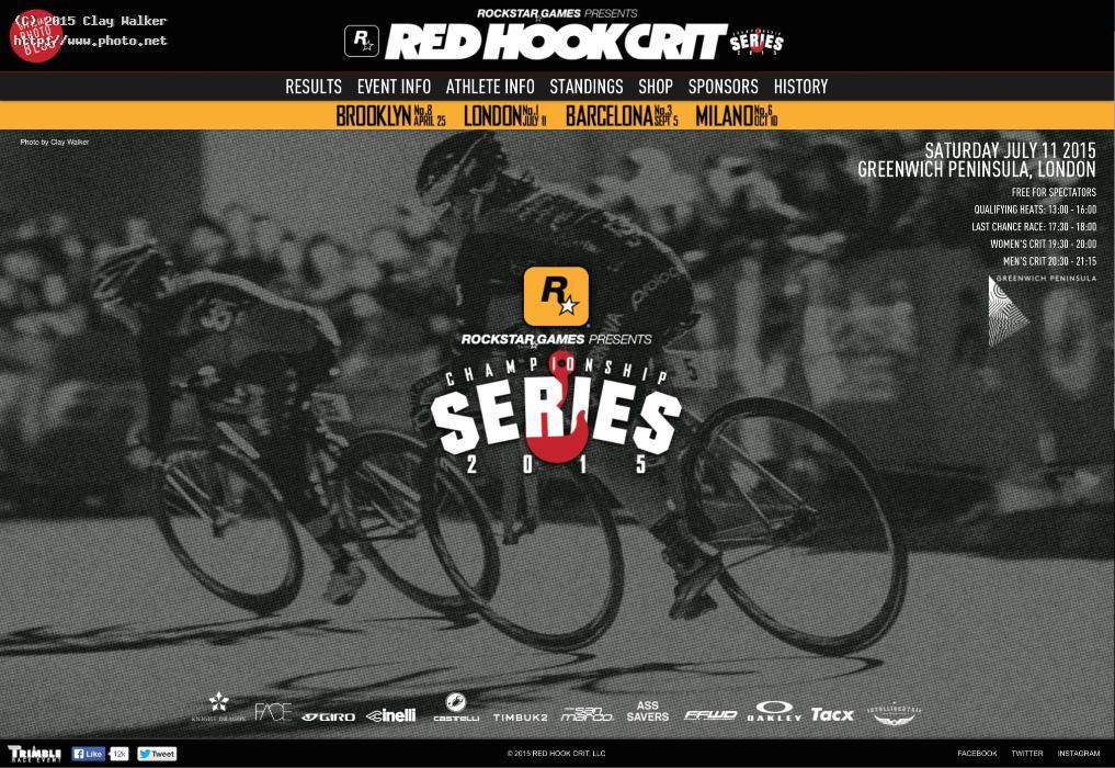 o hook red criterium walker clay