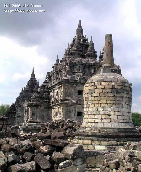 prambanan hindu site seeking critique downs jim