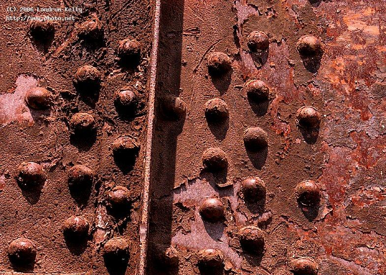 rivets railroad trestle kelly landrum