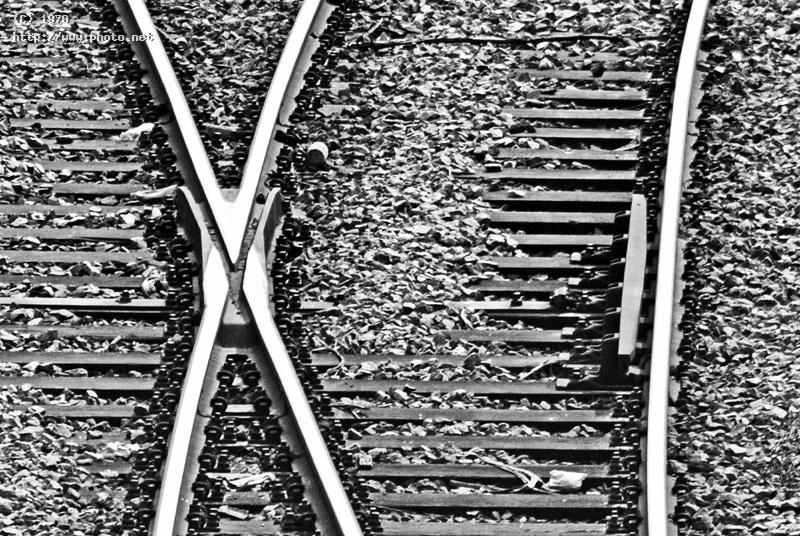 roman number railway black white bw seeking critique vazquez efren
