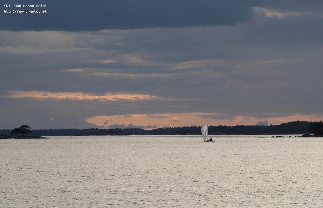 sailing with the setting sun finland seeking critique soini hannu