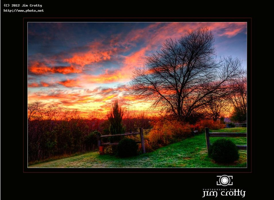 set the sky afire landscape photography by jim cr crotty photographer calm peaceful beauty ohio