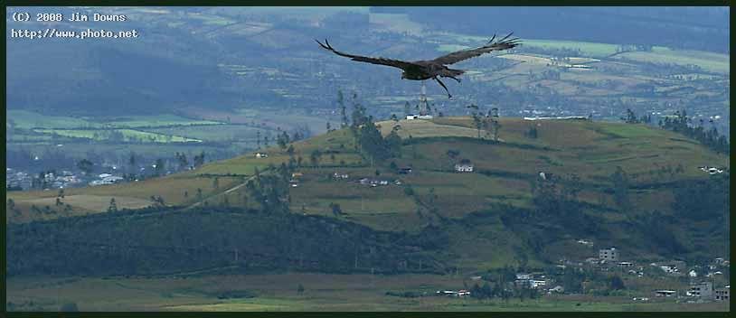soaring in the andes otavalo sony alpha dslr a zoom an downs jim