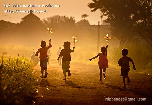 someday i can fly child kid morning future happy airplane prakarsa rarindra