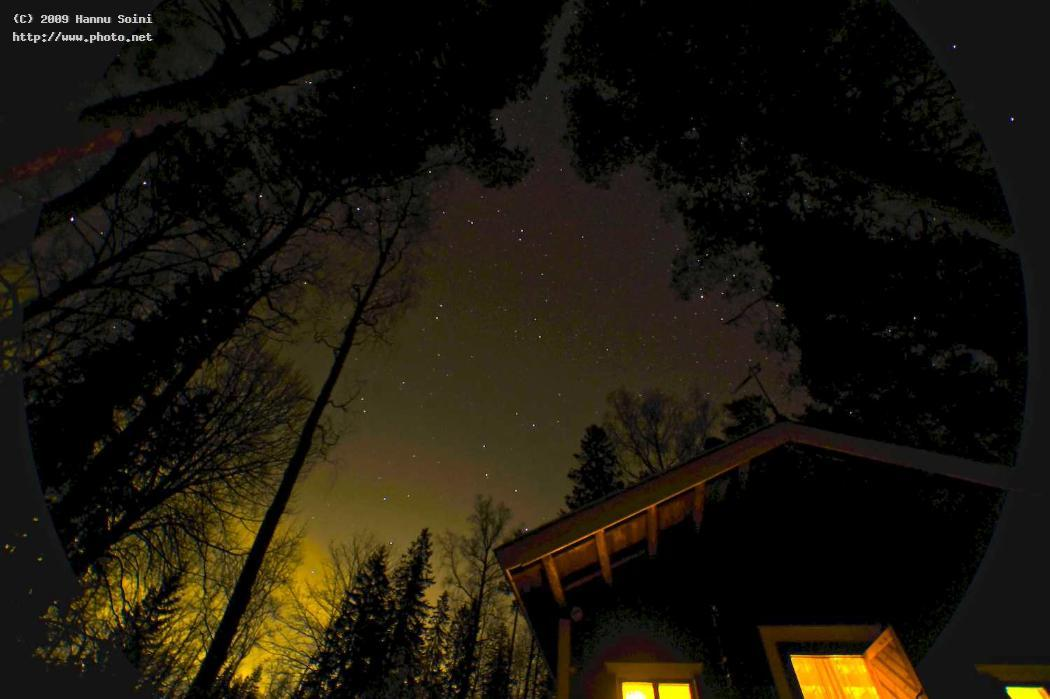 stars above the cottage seeking critique soini hannu